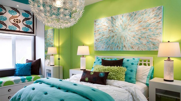 best colors to paint room