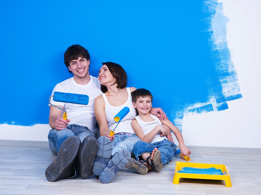 5 Reasons to Do an Interior Painting Project in Your Home