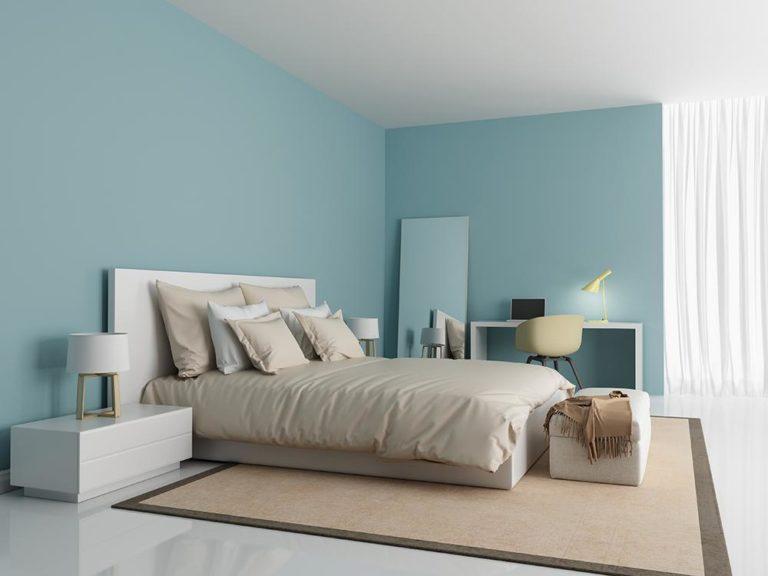 redoing a bedroom