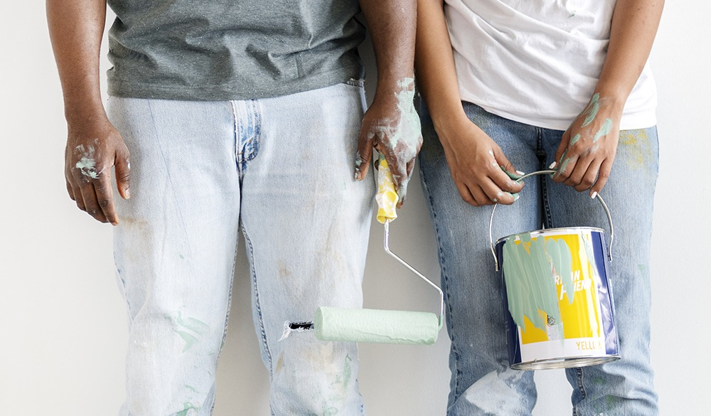 Moving? Here's Why You Should Paint Before You Sell Your Home